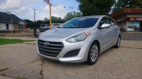 2016 Hyundai Elantra GT for sale at Lamarina Auto Sales in Dearborn Heights MI