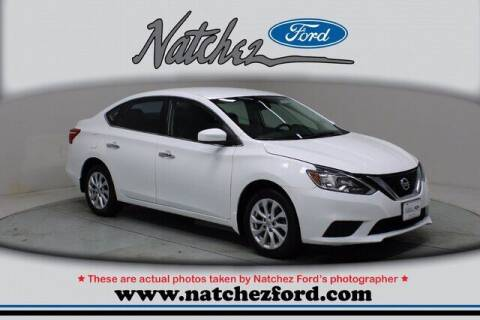 2018 Nissan Sentra for sale at Auto Group South - Natchez Ford Lincoln in Natchez MS