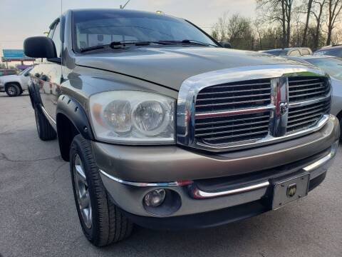 2007 Dodge Ram Pickup 1500 for sale at Empire Auto Group in Indianapolis IN