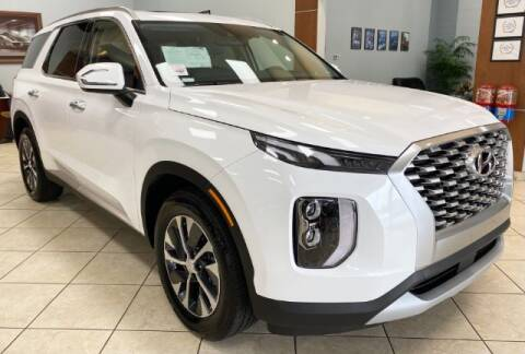 2021 Hyundai Palisade for sale at Adams Auto Group Inc. in Charlotte NC