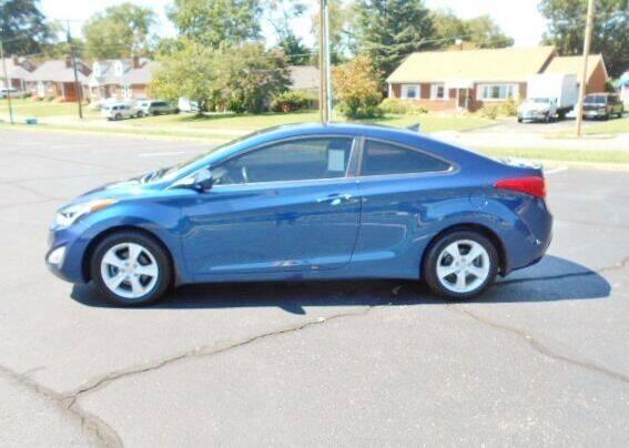 2013 Hyundai Elantra Coupe for sale in Roanoke, VA