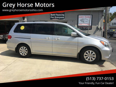 2010 Honda Odyssey for sale at Grey Horse Motors in Hamilton OH