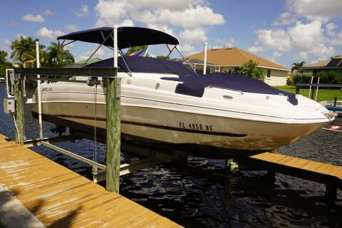 2005 Four Winns 264 Funship for sale at Top Classic Cars LLC in Fort Myers FL