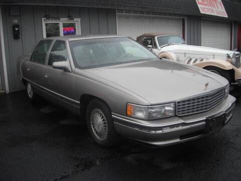 1995 Cadillac DeVille for sale at Collector Car Co in Zanesville OH
