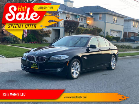2012 BMW 5 Series for sale at Reis Motors LLC in Lawrence NY