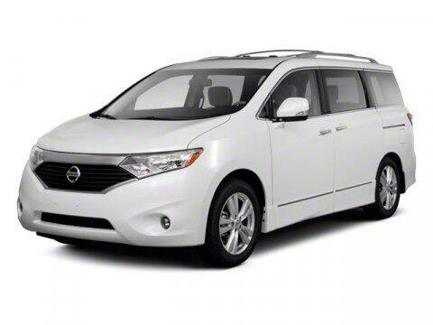 2012 Nissan Quest for sale at Hawk Ford of St. Charles in St Charles IL