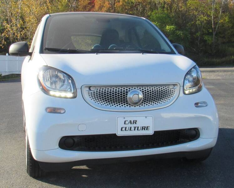 2016 Smart fortwo for sale at Car Culture in Warren OH