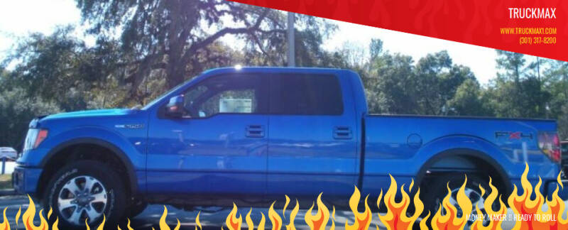2011 Ford F-150 for sale at TruckMax in Laurel MD