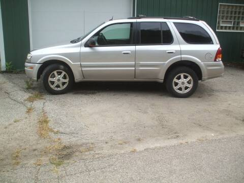 2004 Oldsmobile Bravada for sale at FOUR SEASONS MOTORS in Plainview MN