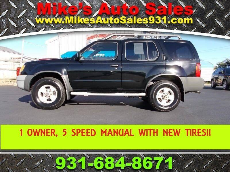 2000 Nissan Xterra for sale at Mike's Auto Sales in Shelbyville TN