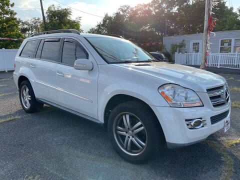 2008 Mercedes-Benz GL-Class for sale at Car Complex in Linden NJ