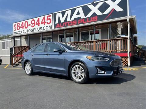 2019 Ford Fusion Energi for sale at Maxx Autos Plus in Puyallup WA