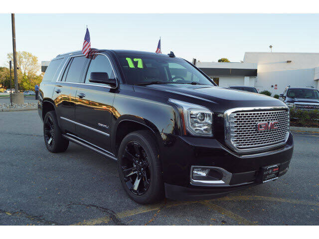 2017 GMC Yukon for sale at Classified pre-owned cars of New Jersey in Mahwah NJ