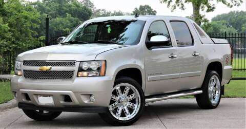 2007 Chevrolet Avalanche for sale at Texas Auto Corporation in Houston TX
