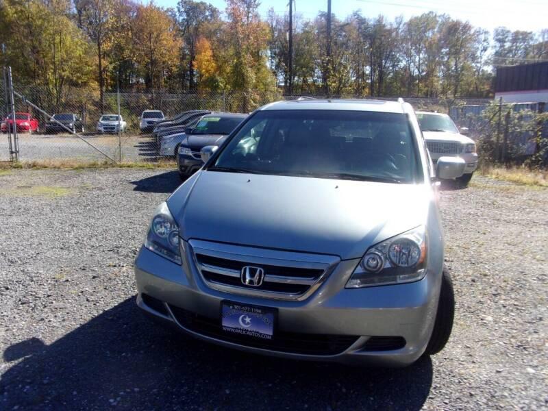 2007 Honda Odyssey EX-L 4dr Mini-Van w/DVD - Lanham MD