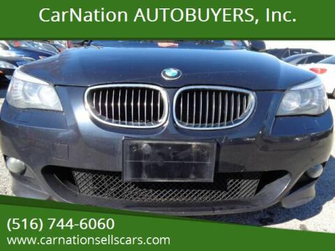 2010 BMW 5 Series for sale at CarNation AUTOBUYERS, Inc. in Rockville Centre NY