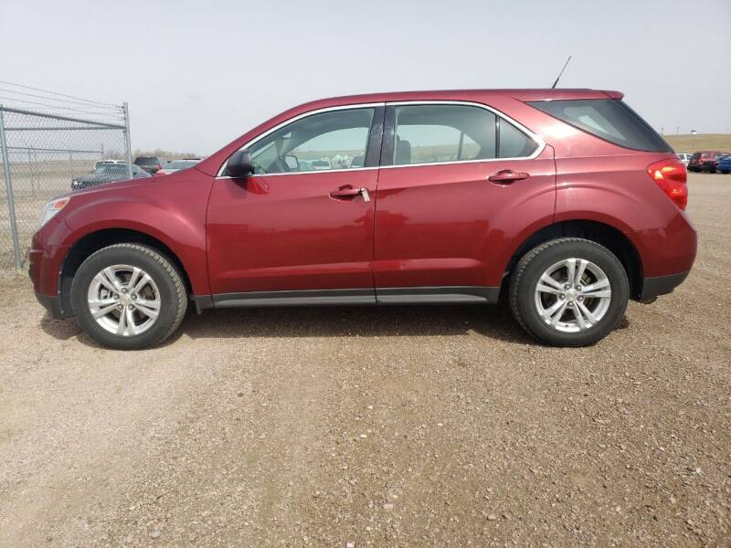 2010 Chevrolet Equinox for sale at HomeTown Motors in Gillette WY