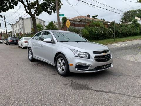 2015 Chevrolet Cruze for sale at Kapos Auto, Inc. in Ridgewood, Queens NY
