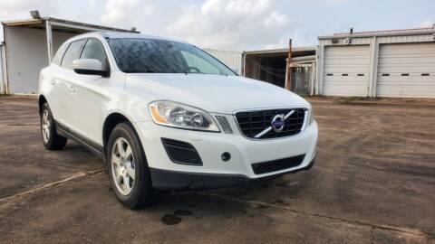 2012 Volvo XC60 for sale at Zora Motors in Houston TX