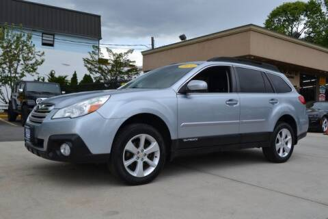 2014 Subaru Outback for sale at Father and Son Auto Lynbrook in Lynbrook NY