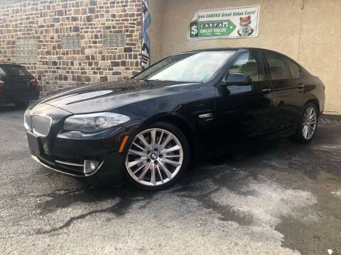 2011 BMW 5 Series for sale at Keystone Auto Center LLC in Allentown PA