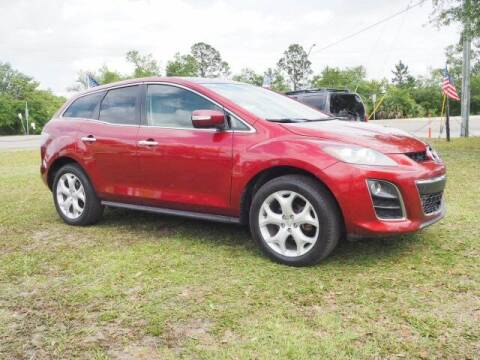 2010 Mazda CX-7 for sale at NETWORK TRANSPORTATION INC in Jacksonville FL