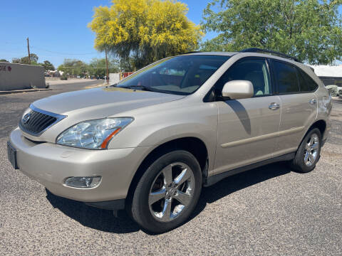 2008 Lexus RX 350 for sale at Tucson Auto Sales in Tucson AZ