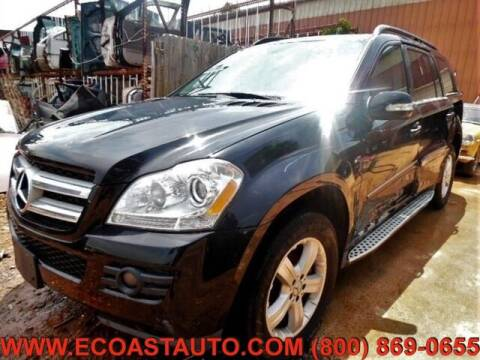 2007 Mercedes-Benz GL-Class for sale at East Coast Auto Source Inc. in Bedford VA