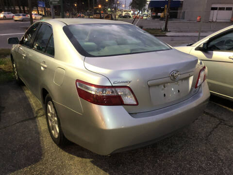 2007 Toyota Camry Hybrid for sale at HW Auto Wholesale in Norfolk VA