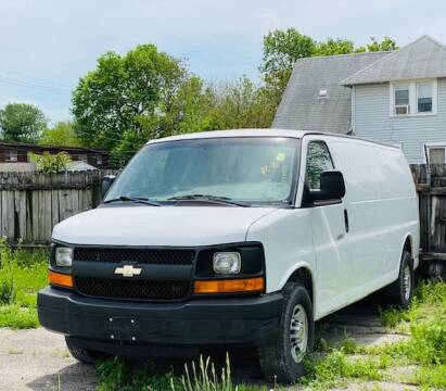 2012 Chevrolet Express Cargo for sale at Connect Truck and Van Center in Indianapolis IN