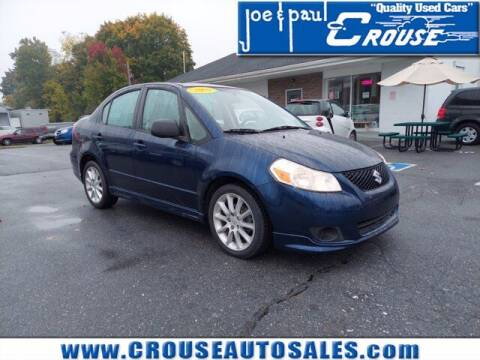 2009 Suzuki SX4 for sale at Joe and Paul Crouse Inc. in Columbia PA