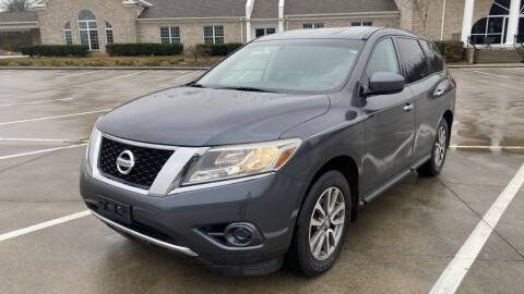 2013 Nissan Pathfinder for sale at 411 Trucks & Auto Sales Inc. in Maryville TN