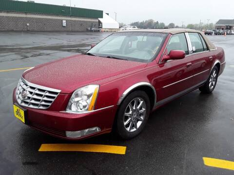 2011 Cadillac DTS for sale at Franklyn Auto Sales in Cohoes NY