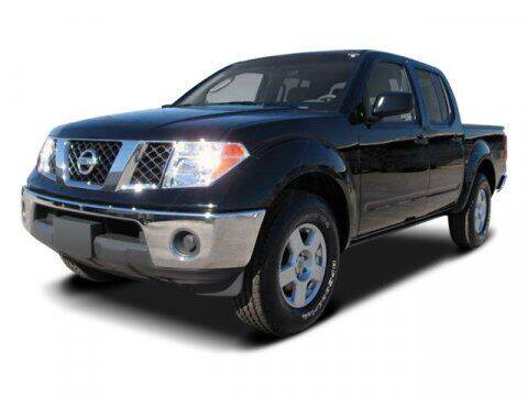 2008 Nissan Frontier for sale at BEAMAN TOYOTA GMC BUICK in Nashville TN