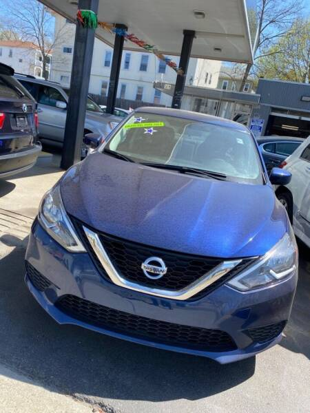 2017 Nissan Sentra for sale at Olsi Auto Sales in Worcester MA