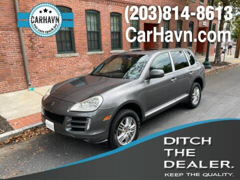 2009 Porsche Cayenne for sale at CarHavn in New Haven CT