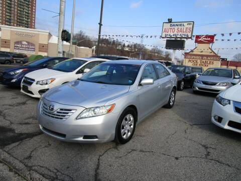 2007 Toyota Camry for sale at Daniel Auto Sales in Yonkers NY