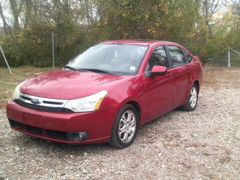 2009 Ford Focus for sale at WEINLE MOTORSPORTS in Cleves OH
