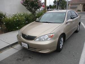 2002 Toyota Camry for sale at Inspec Auto in San Jose CA