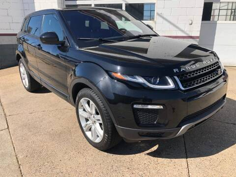 2016 Land Rover Range Rover Evoque for sale at AUTOSPORT in La Crosse WI