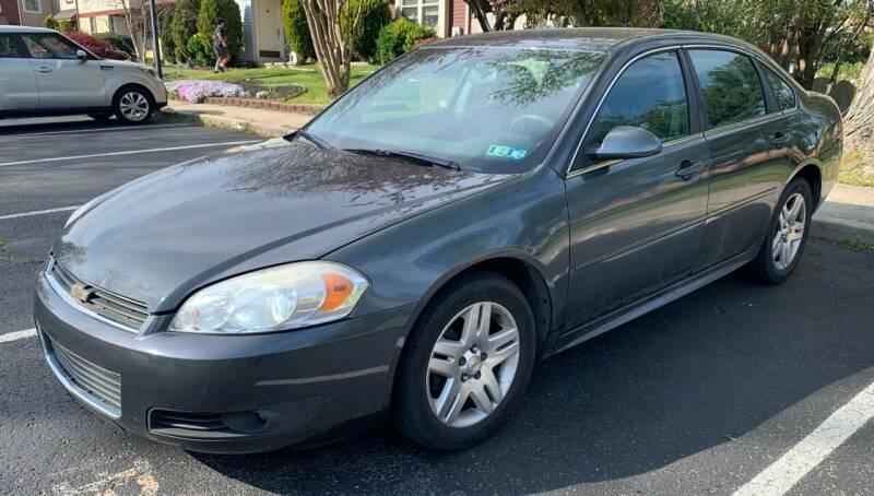 2011 Chevrolet Impala for sale at Cars 2 Love in Delran NJ