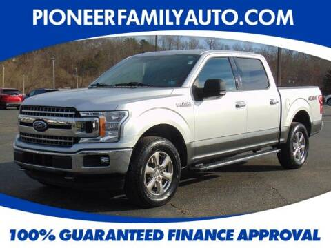 2018 Ford F-150 for sale at Pioneer Family auto in Marietta OH