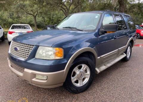 2003 Ford Expedition for sale at Cobalt Cars in Atlanta GA