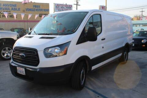 2016 Ford Transit Cargo for sale at Good Vibes Auto Sales in North Hollywood CA