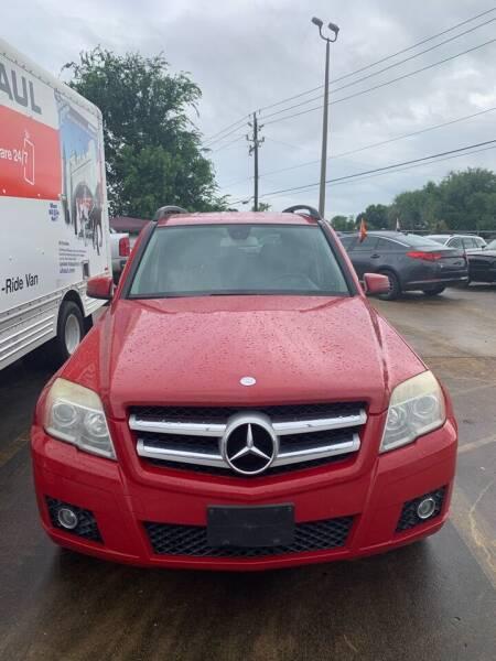 2011 Mercedes-Benz GLK for sale at Houston Auto Emporium in Houston TX