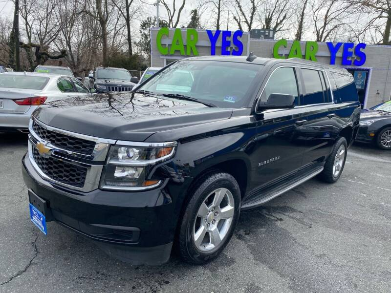 2016 Chevrolet Suburban for sale at Car Yes Auto Sales in Baltimore MD