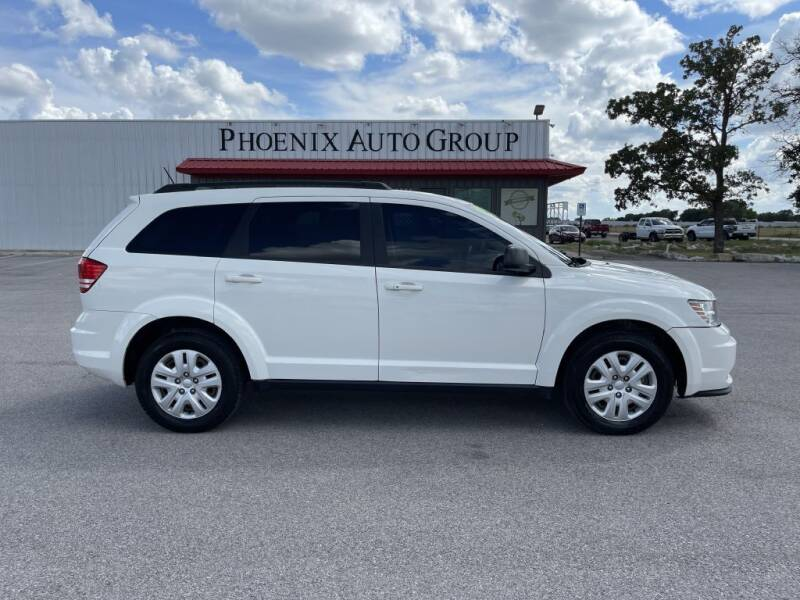 2018 Dodge Journey for sale at PHOENIX AUTO GROUP in Belton TX