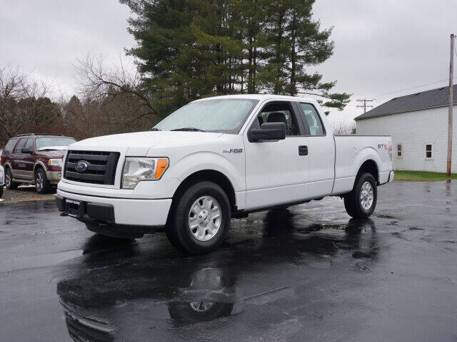 2011 Ford F-150 for sale at Patriot Motors in Cortland OH