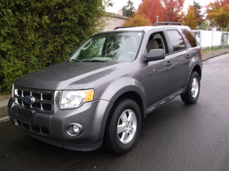 2011 Ford Escape for sale at Eastside Motor Company in Kirkland WA