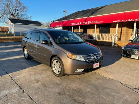 2011 Honda Odyssey for sale at Taylor Auto Sales Inc in Lyman SC